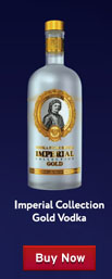Imperial Collection Gold Vodka 700ml